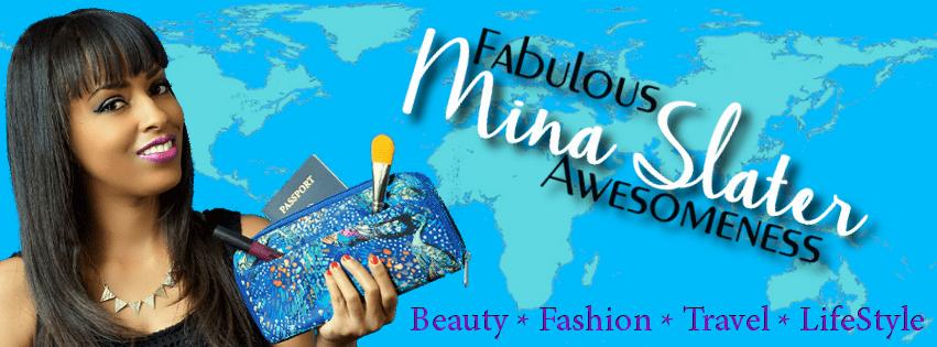 MinaSlater.com – Fabulous Awesomeness