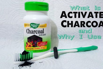 WTF Is Activated Charcoal & Why Use It