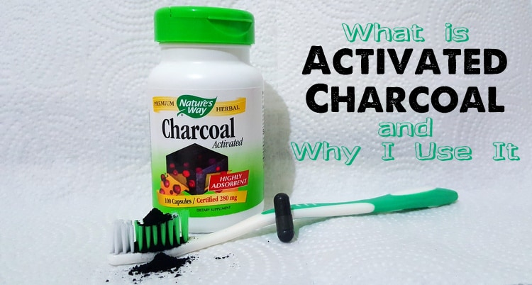 WTF Is Activated Charcoal & Why I Use It