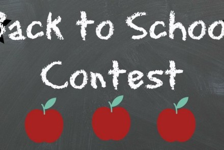 Back To School Visa Gift Card Giveaway
