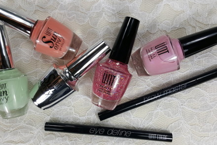 UNT Skincare - Sun Envy Gel Effect, Nail Lacquer, Brow Master and Eye Define