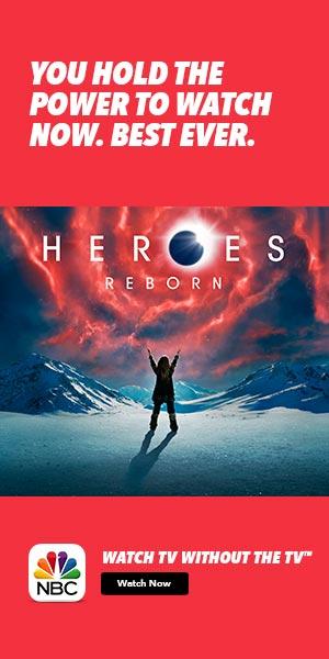 NBC TVE - Heroes Reborn