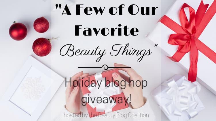 Beauty Blog Coalition Holiday Blog Hop Giveaway