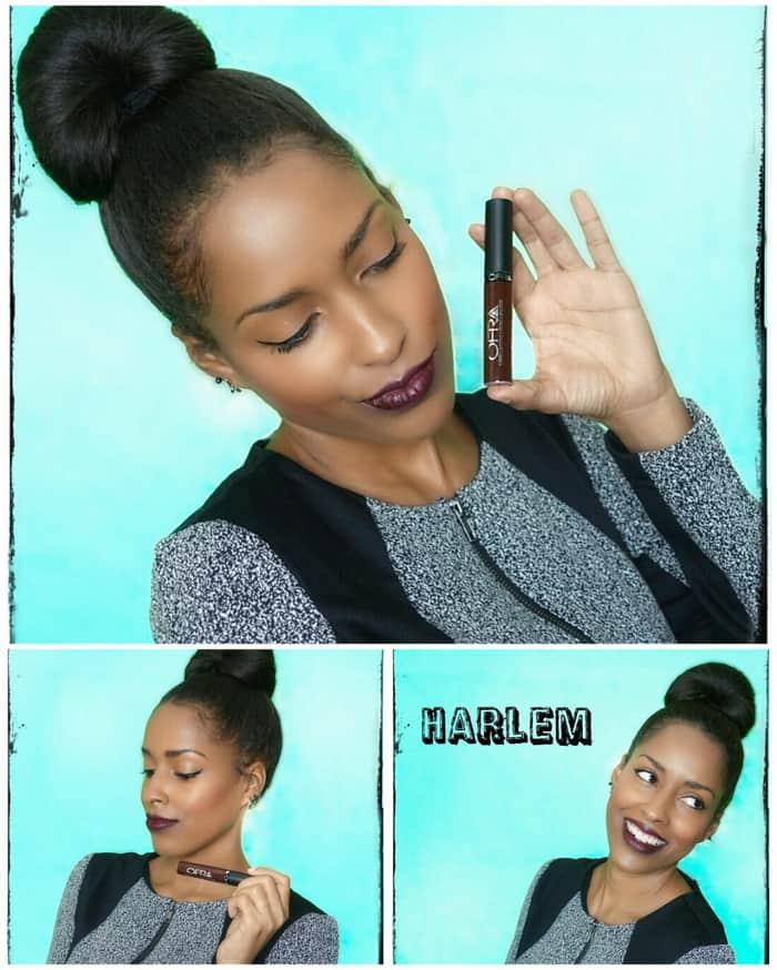 OFRA Cosmetics Liquid Lipstick - Harlem