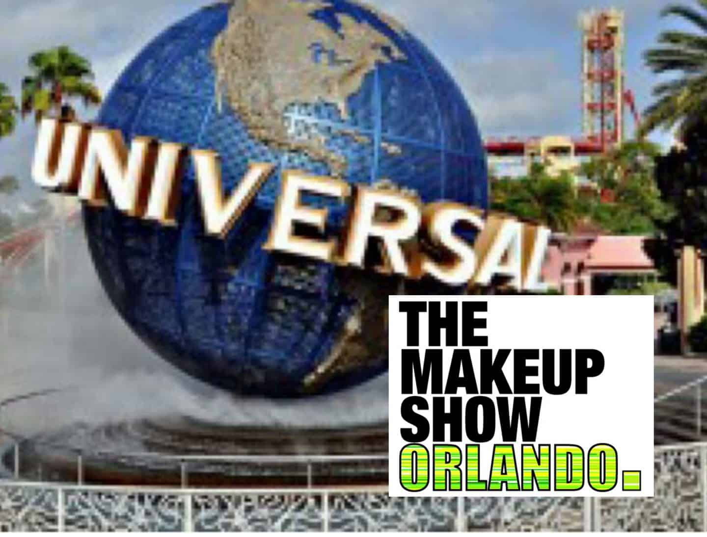 Universal Studios Tour With The Makeup Show Orlando