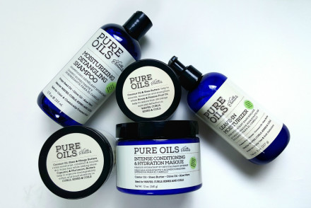Silk Elements Pure Oils