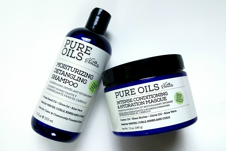 Silk Elements Pure Oils