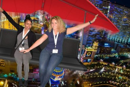 FlyOver America - Mall of America #TBEXinMN