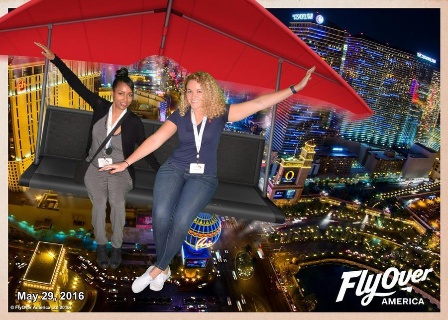 FlyOver America - Mall of America