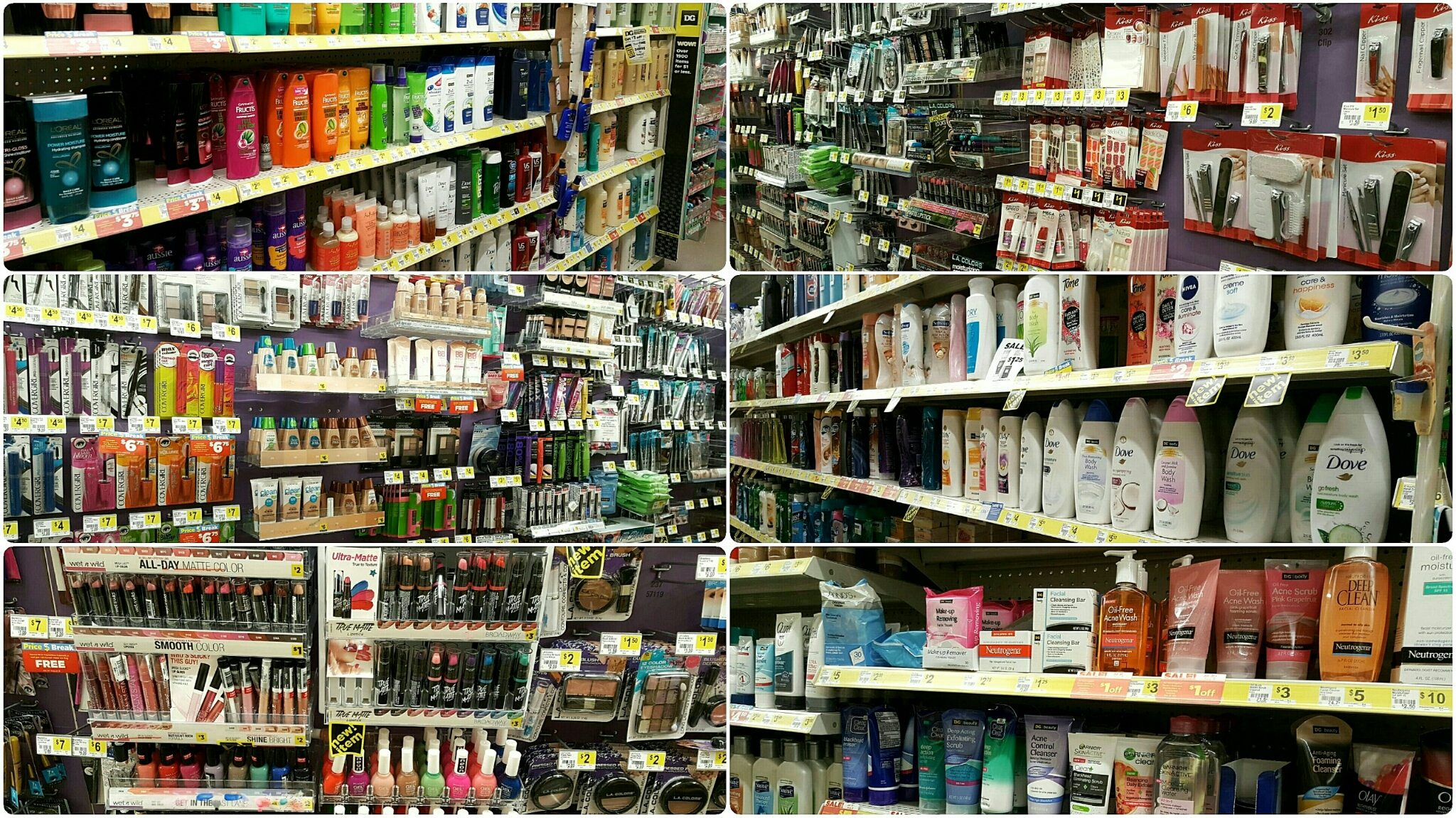 Surprising Beauty Finds At Dollar General - photo#30