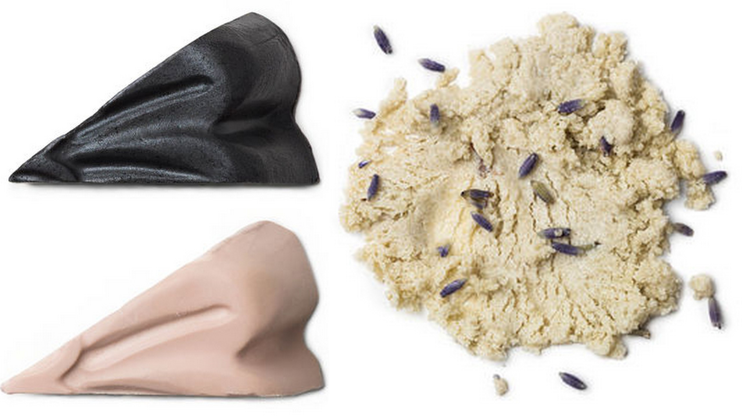 Lush Cosmetics Coalface, Fresh Farmacy and Angels On Bare Skin
