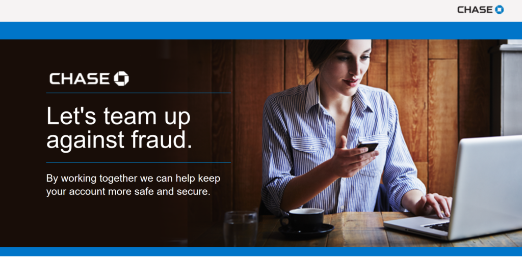 Chase Fraud Protection