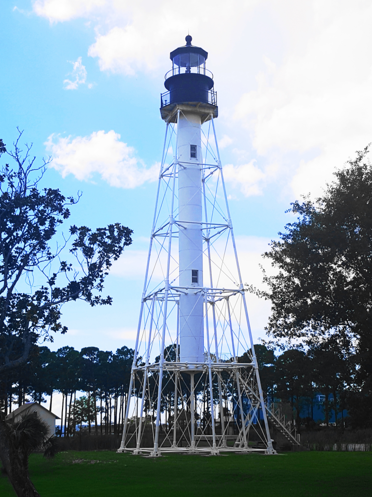 Cape San Blas Lighthouse - Port St Joe, FL