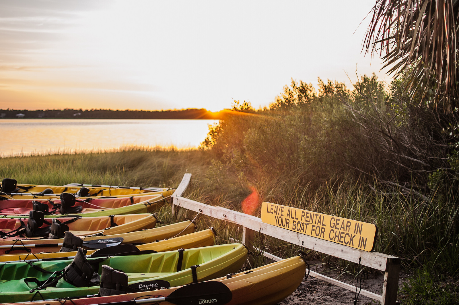 Kayaking - Gulf County, FL