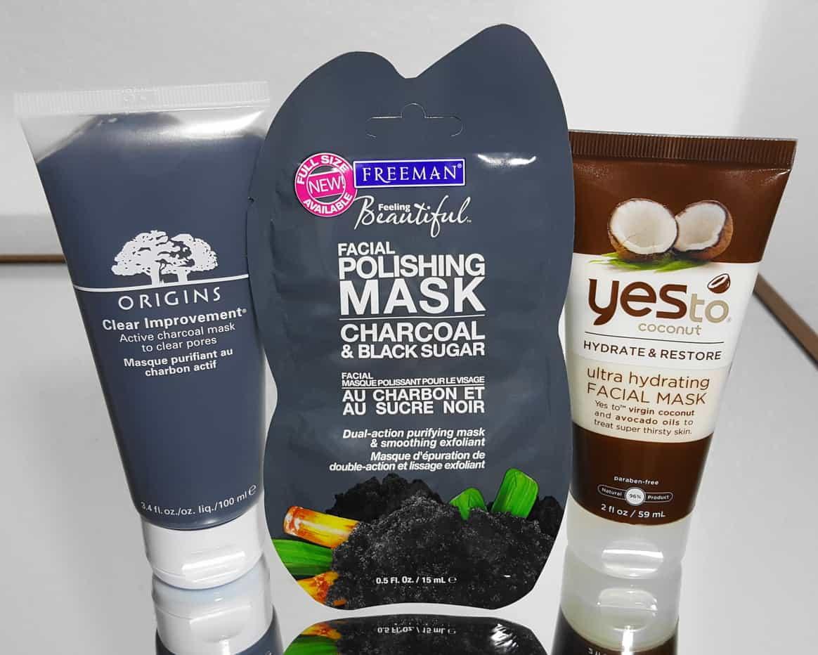 Radiant Skincare - Masks