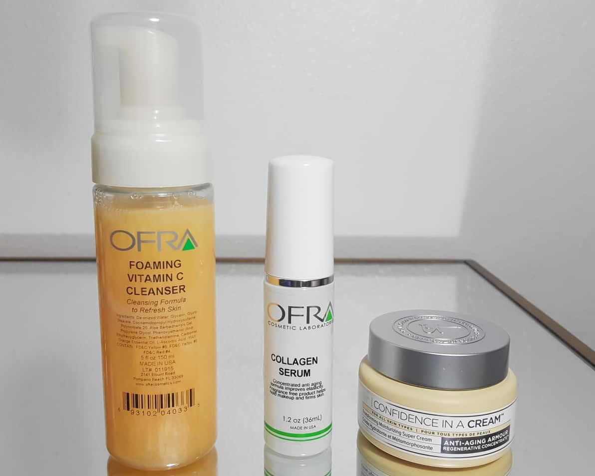 Radiant Skincare Routine - Morning