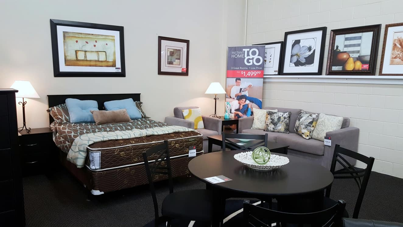 Instant Home To Go at CORT Furniture Clearance Center