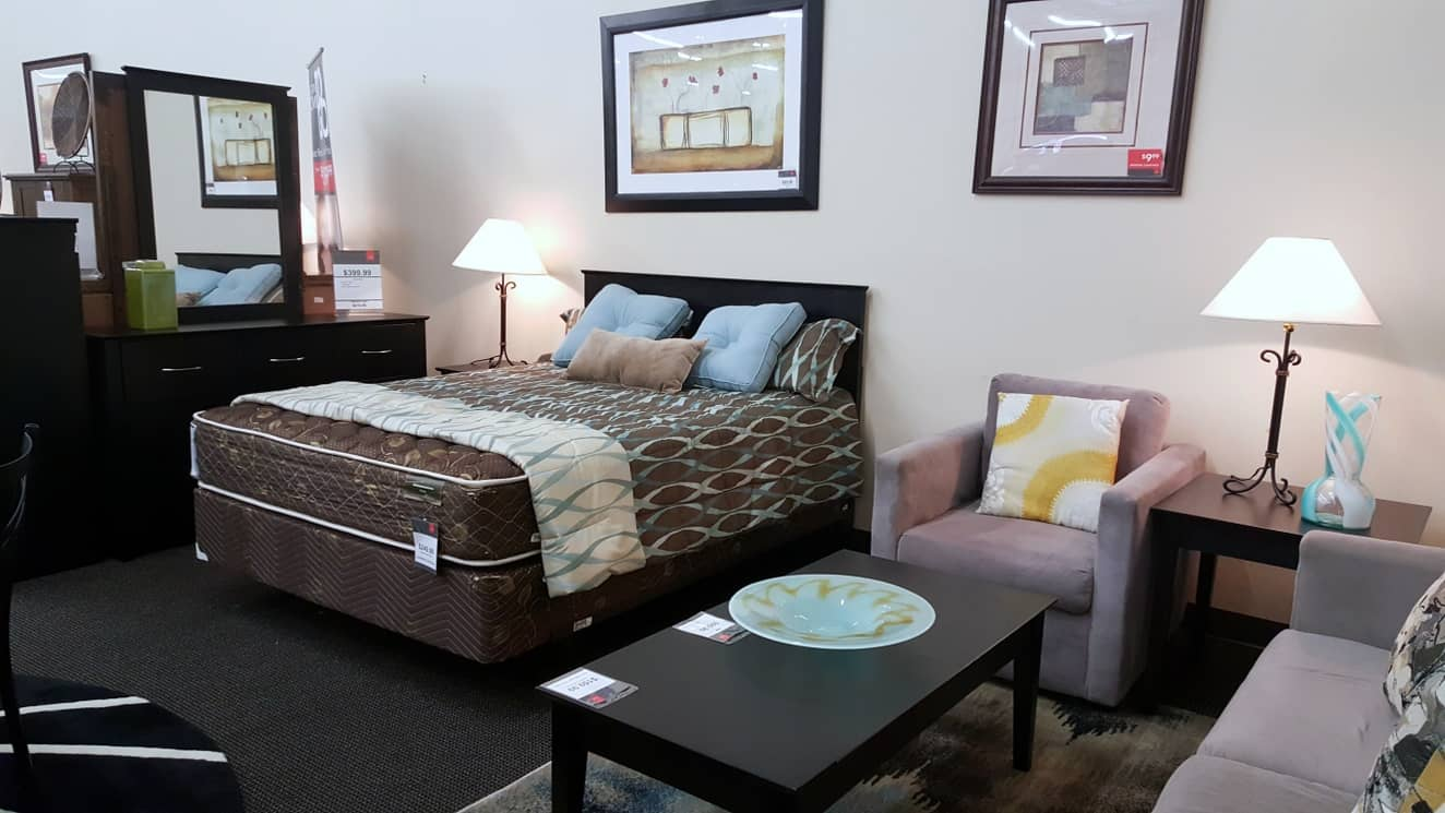 Instant Home To Go At CORT Furniture Clearance Center ...