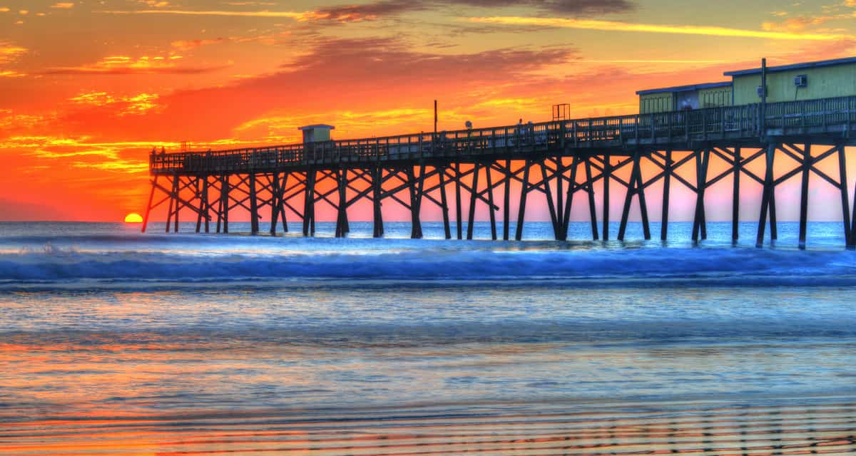 Daytona Beach Is The Perfect Fall Beach Getaway