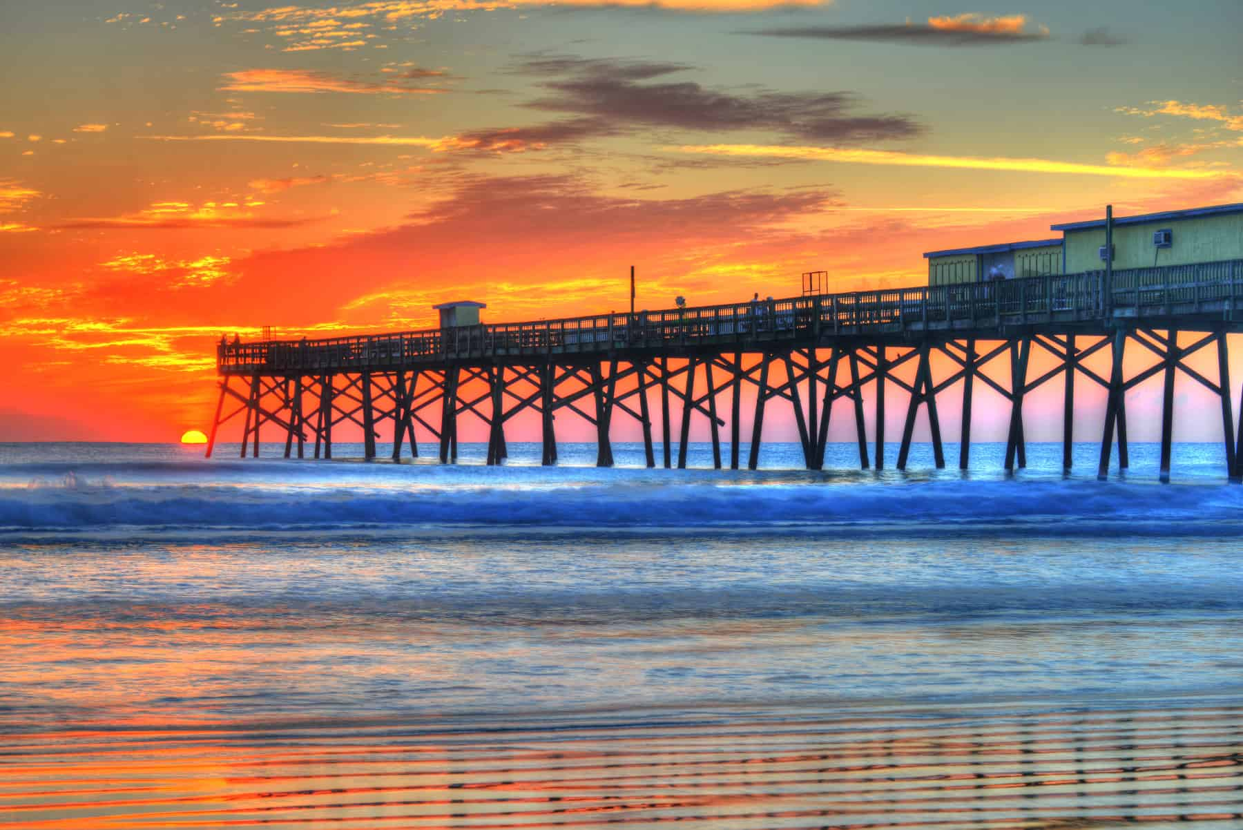 Daytona Beach - Sunglow Pier