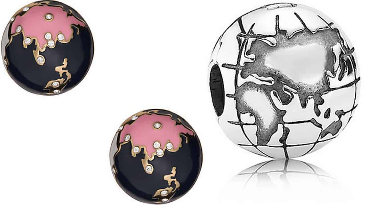 Globes - Travel Inspired Jewelry
