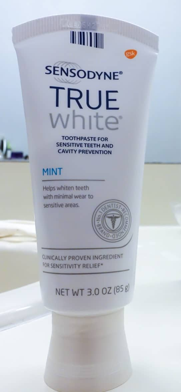 Sensodyne® True White®