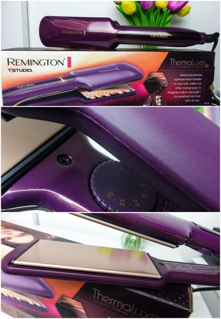 Remington Thermaluxe Wide Straightener