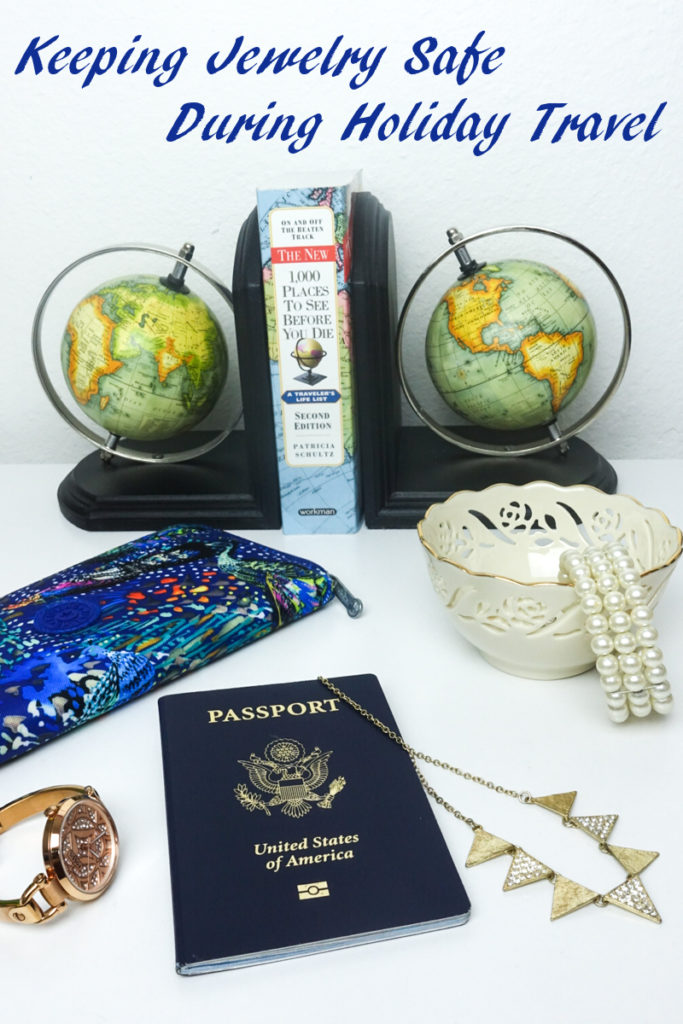 Keeping Jewelry Safe During Travel