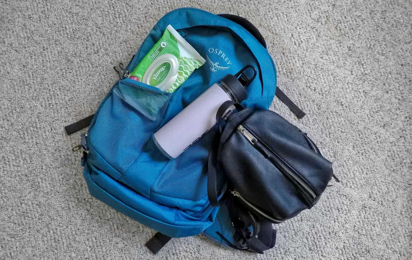 8 Things I Always Put In My Backpack