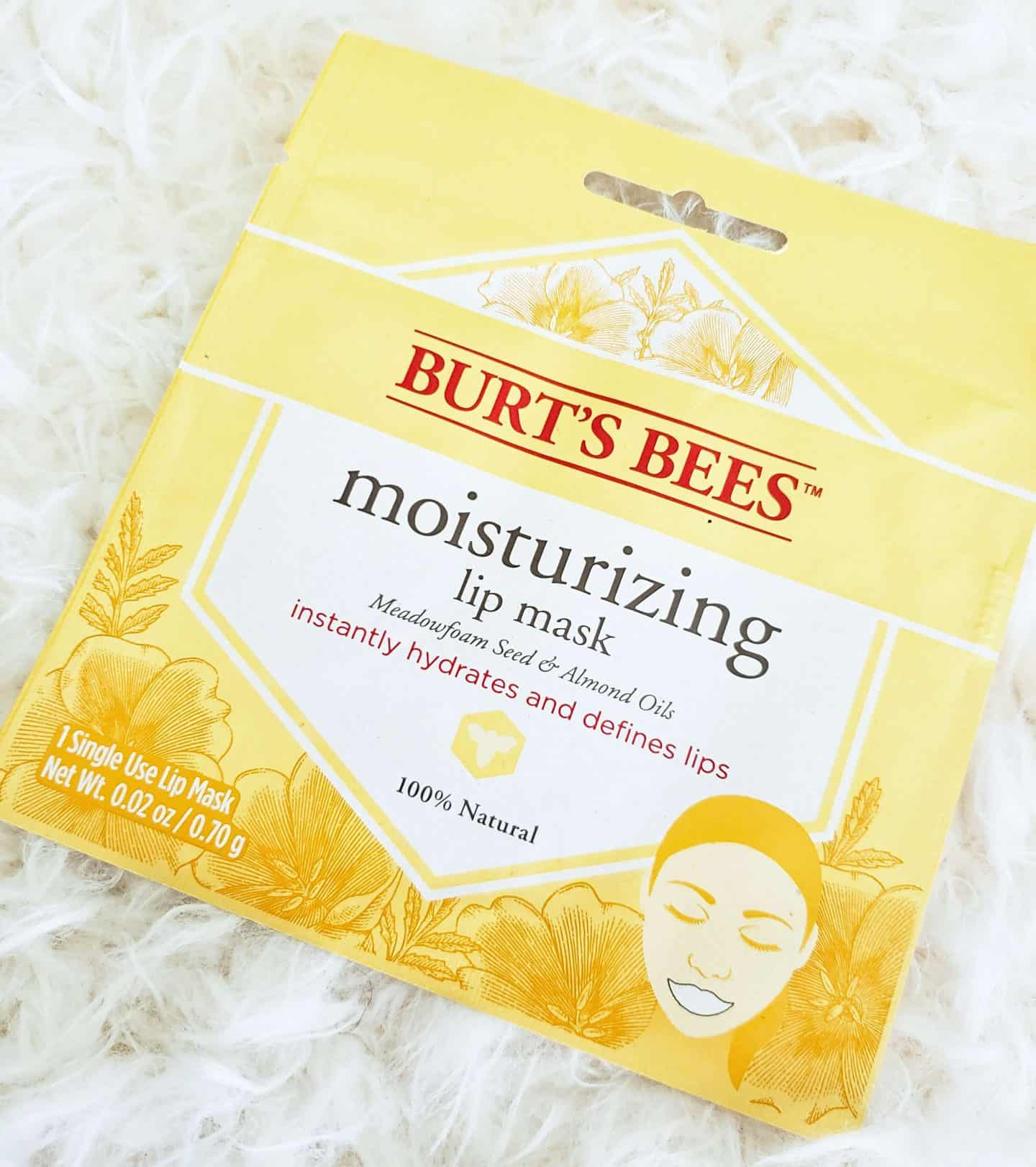 Back To College - Burt's Bees 5-Minute Beauty Routine