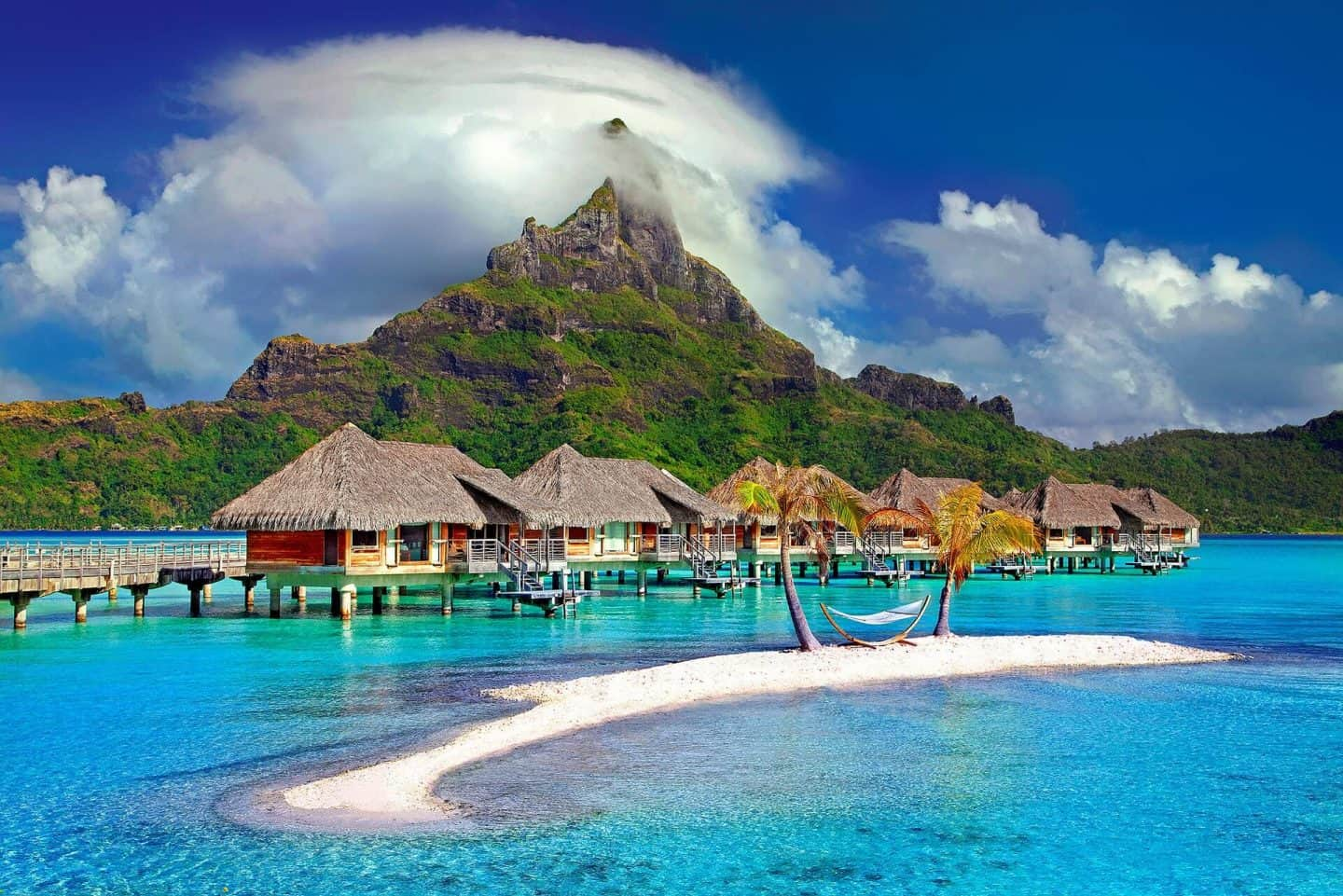 Bora Bora - Once In A Lifetime Holiday