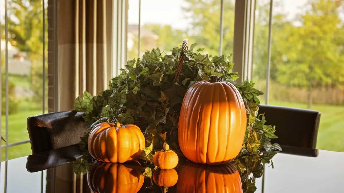 Bring A Little Bit Of Autumn Into Your Home With These 5 Tips