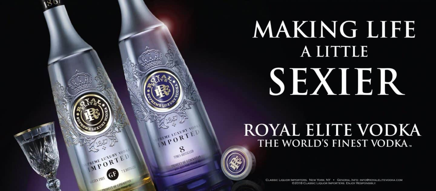 Royal Elite Vodka