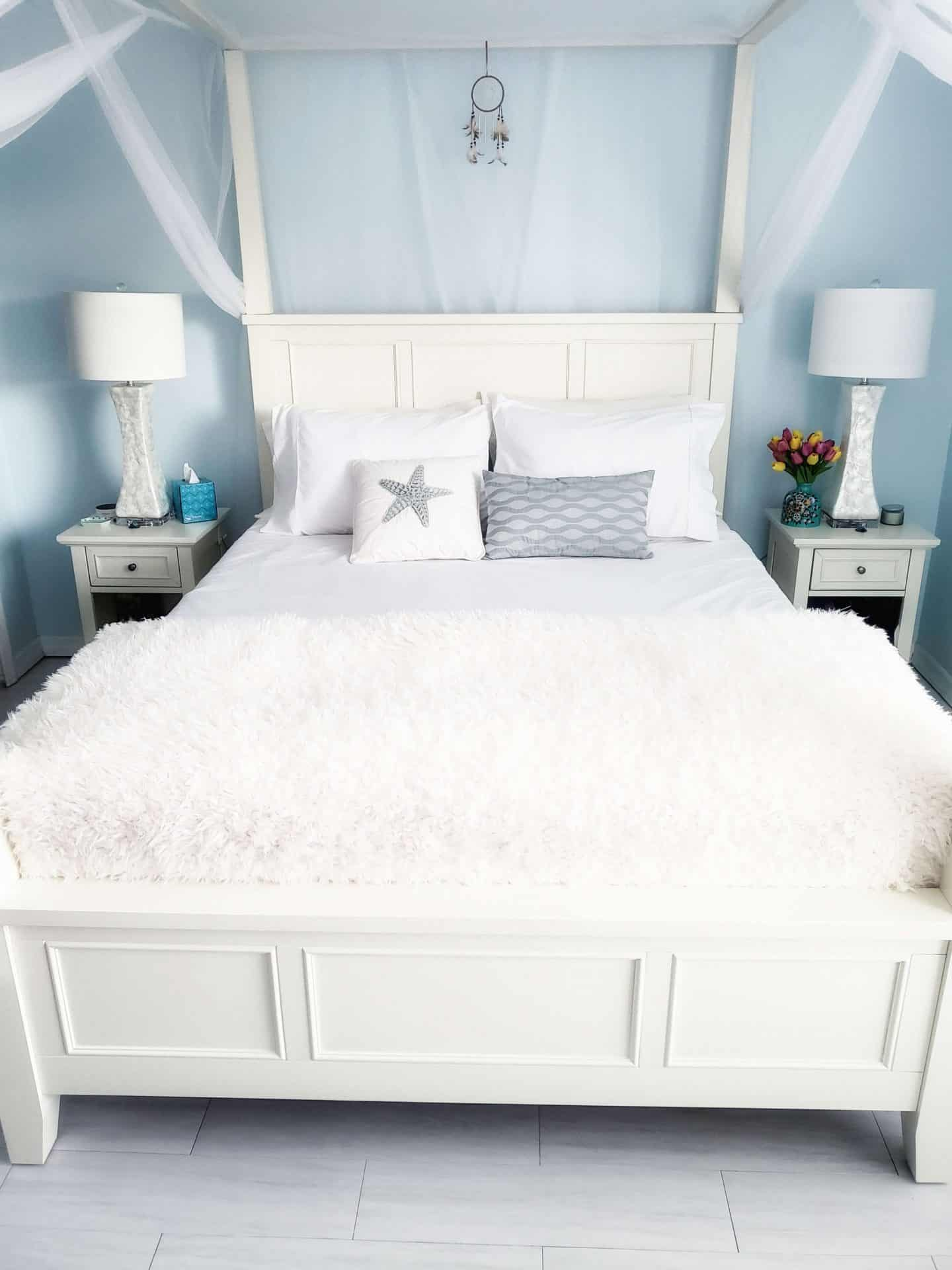 Bedroom Makeover After