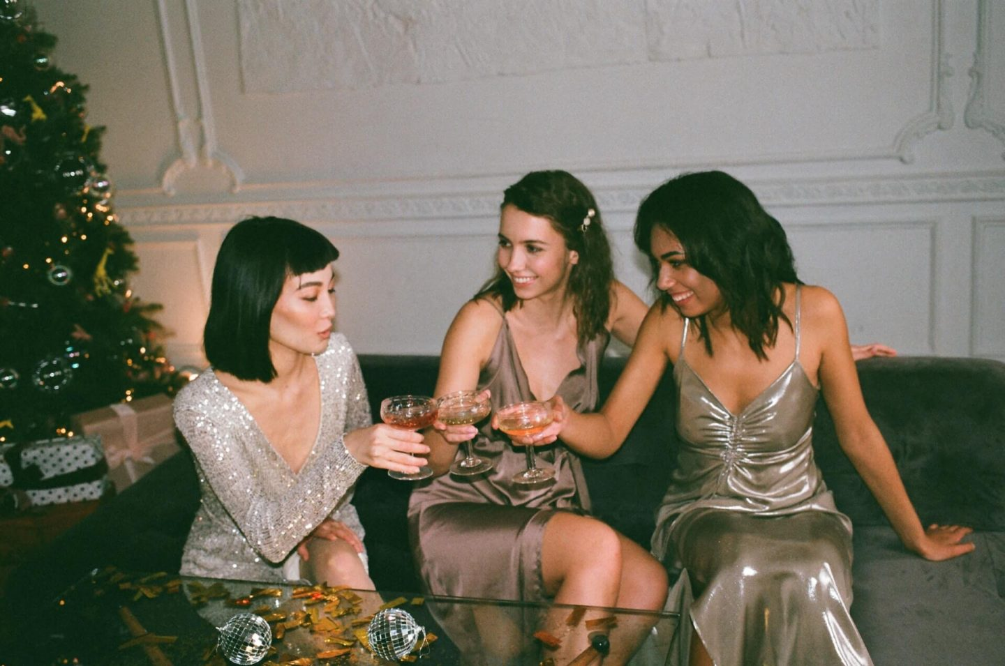 36 Fab Holiday Party Dresses, Jumpsuits + Rompers