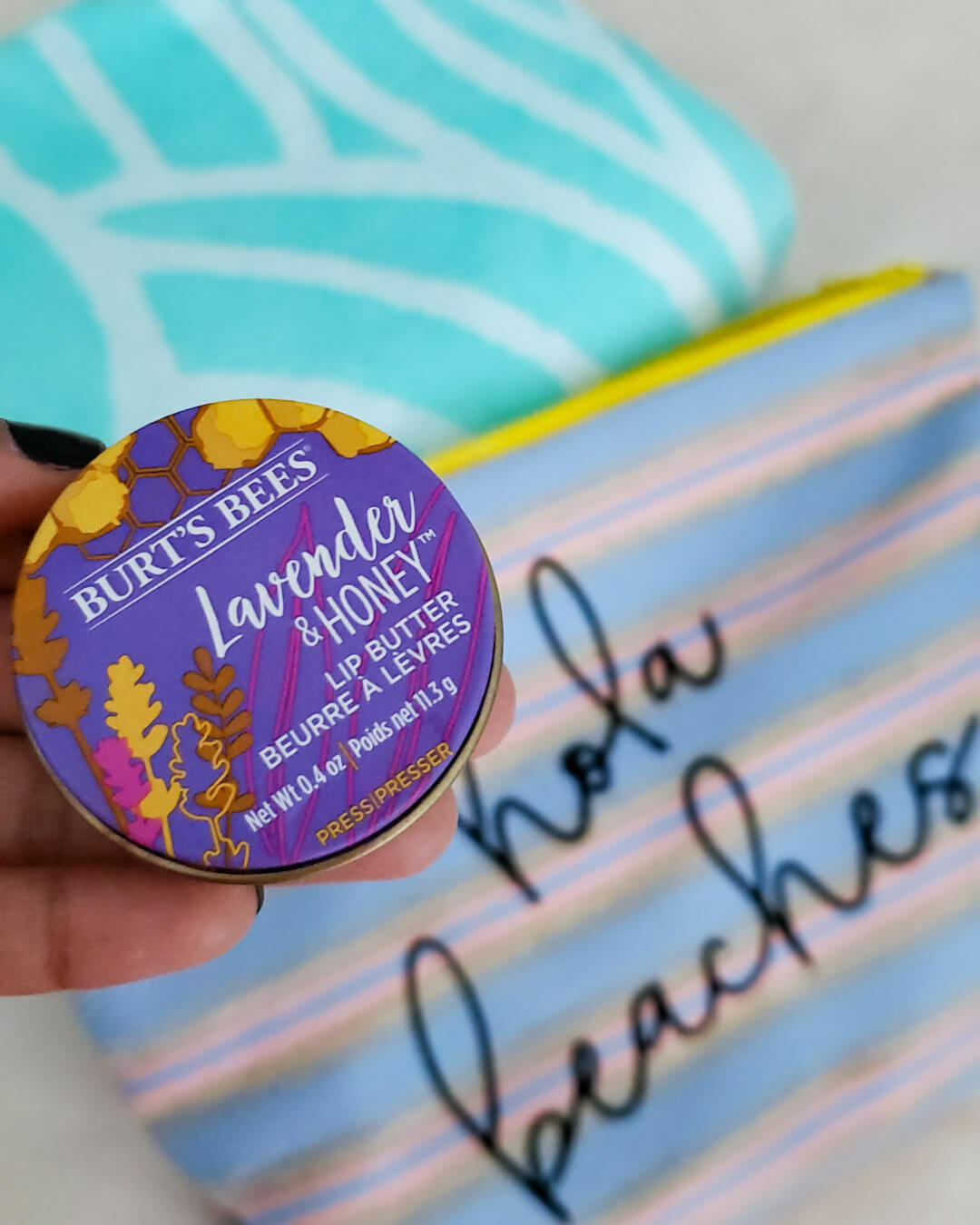 Burt's Bees Lip Butter Lavender & Honey